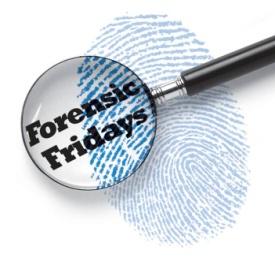 Forensic Fridays Logo